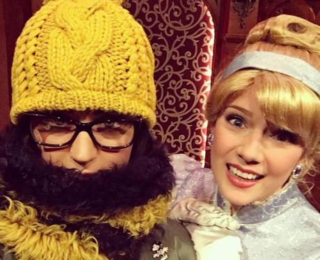 Katy Perry At Disneyland Instagram