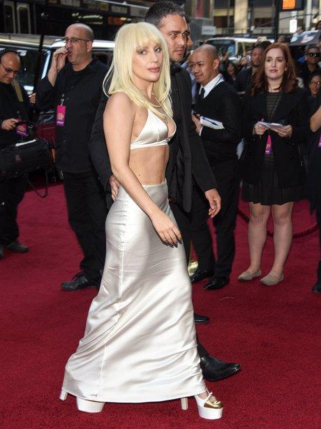 Lady Gaga attends Billboard's 10th Annual Women