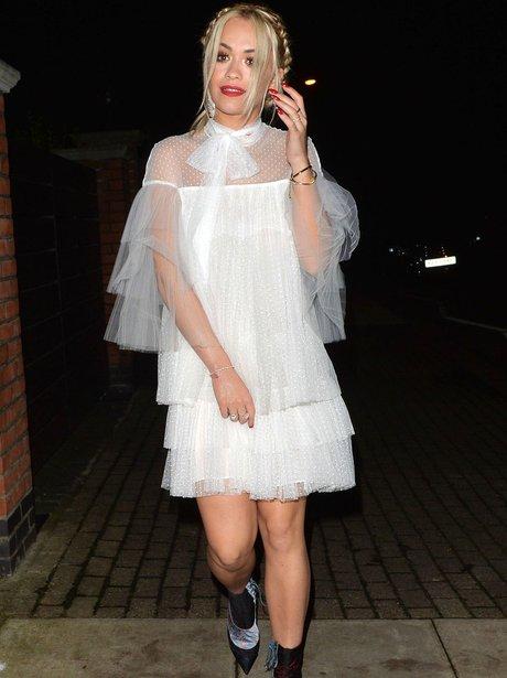 Rita Ora house party
