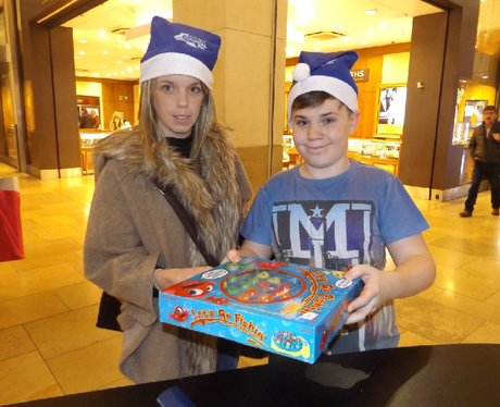 Capital Presents Toy Appeal by St David's