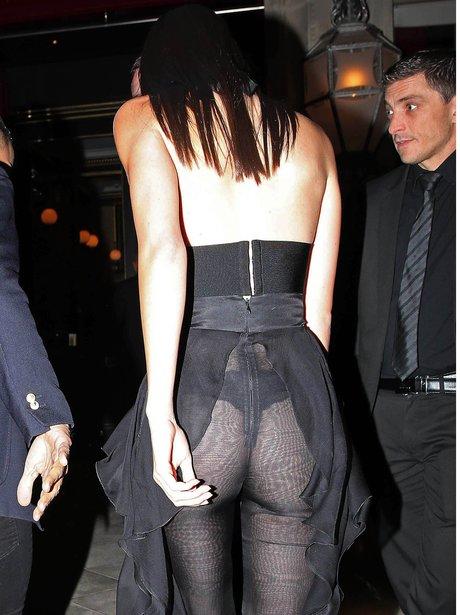 Kendall Jenner Paris