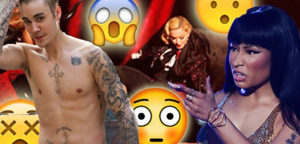 From Injuries & Baby News To Fights On Stage - The 9 Most ...