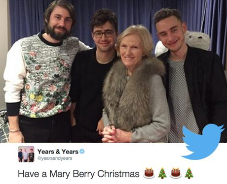 Tweets Of The Week (25th December)