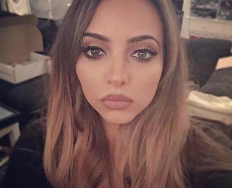 Little Mix Jade Thirlwall Selfie Instagram