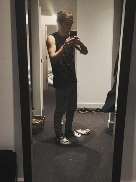 The Vamps Connor Ball Instagram