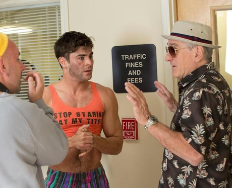 Zac Efron Dirty Grandpa Still