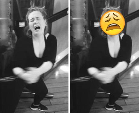 Adele emoji