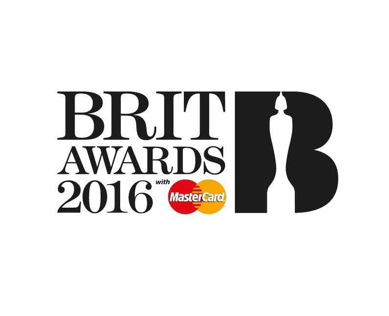 BRITs 2016 logo