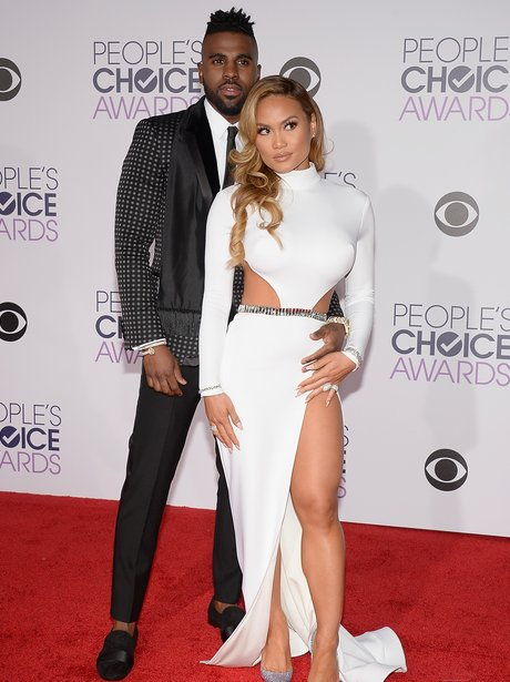Jason Derulo and Daphne Joy 2016