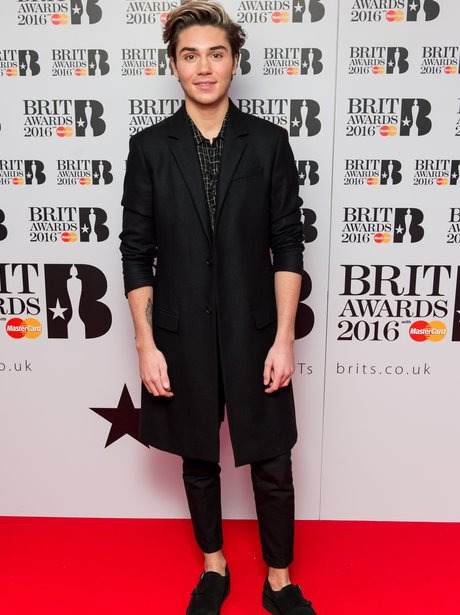 George Shelley The Brit Awards 2016 Nominations La