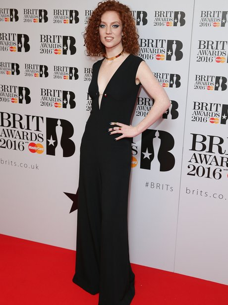 Jess Glynne The Brit nominations Awards 2016
