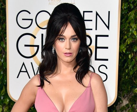 Katy Perry Golden Globe Awards 2016