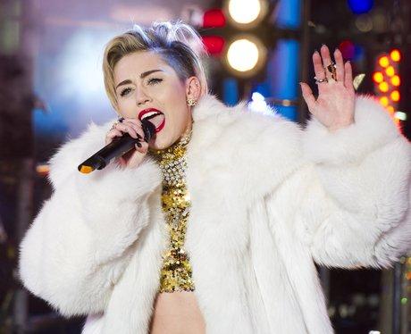 Miley Cyrus Hair Transformation