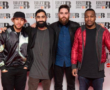 Rudimental BRIT Awards 2016 nominations launch