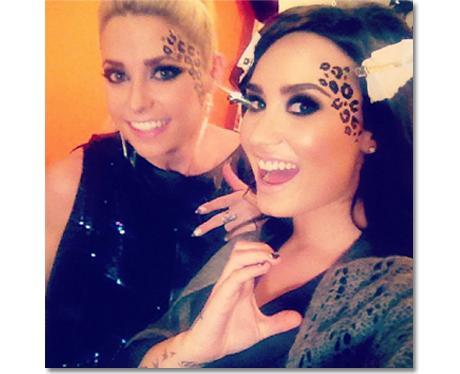 Demi Lovato 1st Instagram Post