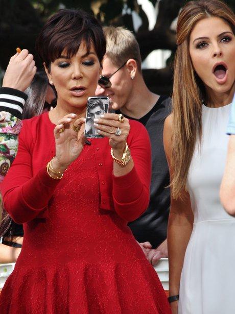 kris Jenner Zayn Screen Saver