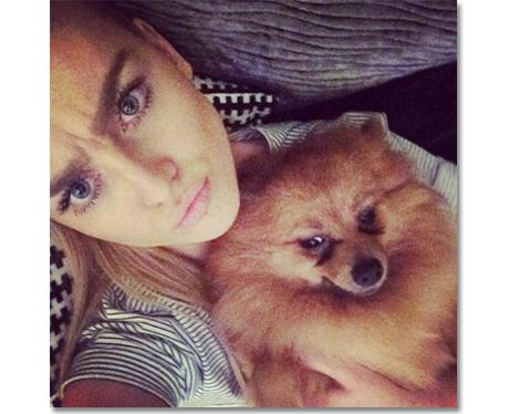 Perrie Edwards 1st Instagram