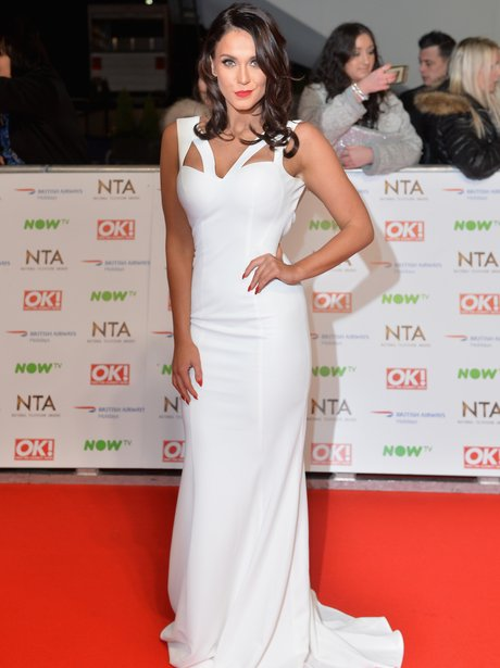 Vicky Pattison national tv awards 2016