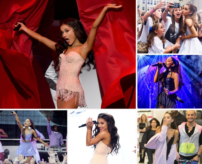 Ariana Grande Fan Gallery