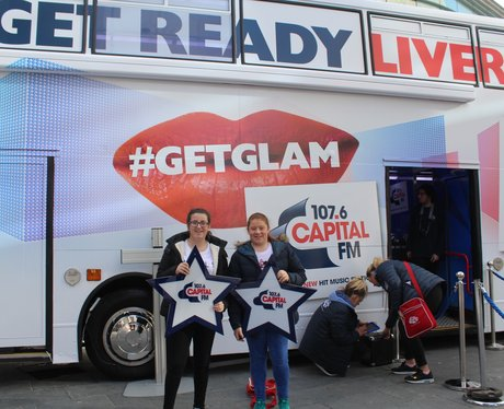 Capital Glam Bus 29th & 30th