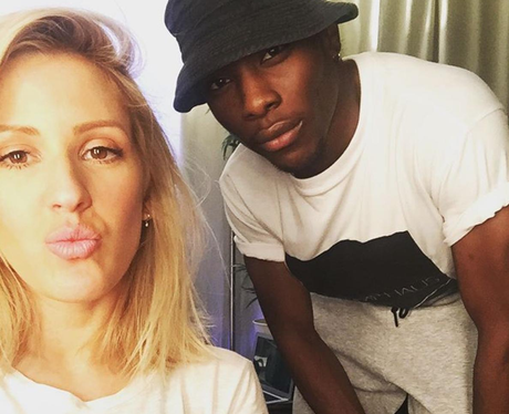Ellie Goulding With Friend Remi Black Instagram