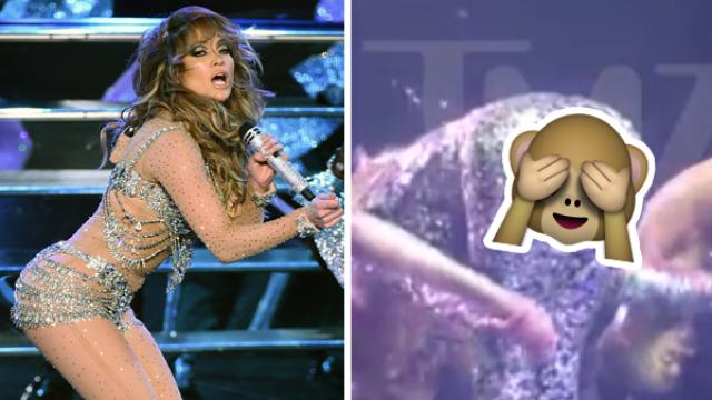 Jennifer Lopez creates Twiiter frenzy over perceived