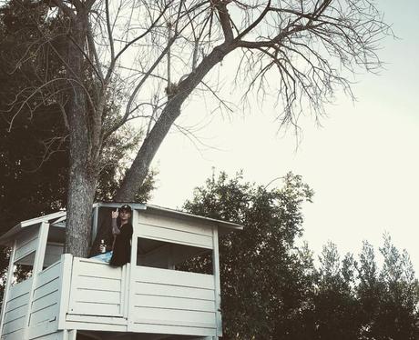 Justin Bieber Treehouse Instagram