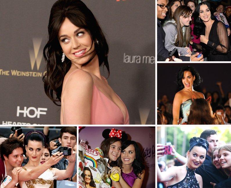 Katy Perry Fan Club Gallery