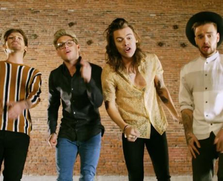 7  One Direction - 'History' - This Week's Top 10 (7th