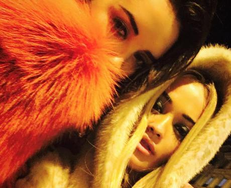 Rita Ora Sister Instagram
