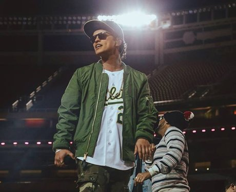 Bruno Mars Super Bowl