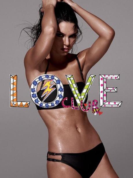 Kendall Jenner Love Magazine
