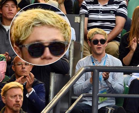 Niall New Hair Zoom
