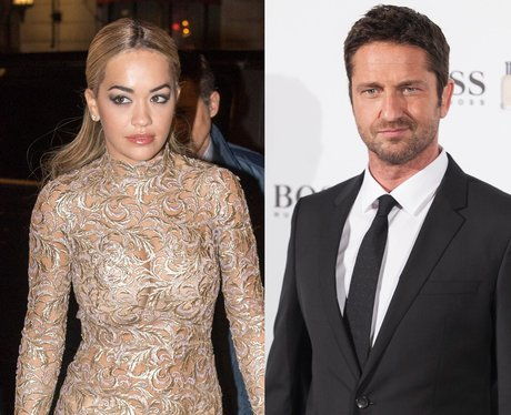 Rita Ora Gerard Butler dating rumours
