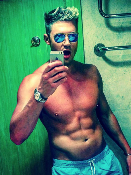 Scotty T Geordie Shore Instagram