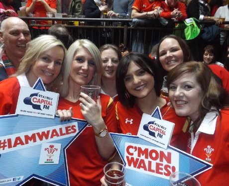 Capital Live In The City - Wales v Scotland
