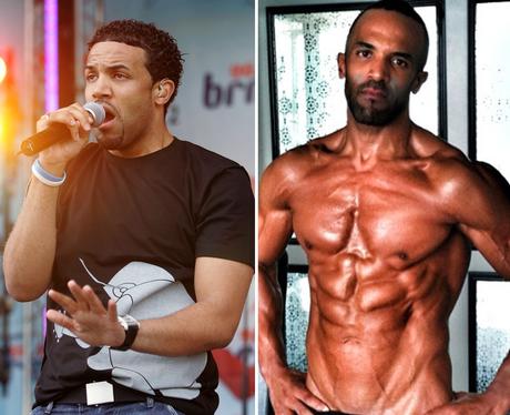 Craig David Body Transformation