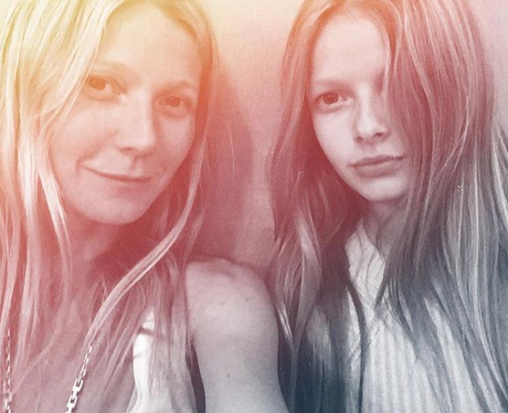 Gwyneth Paltrow poses for Instagram snap with look