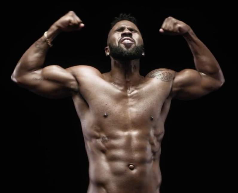 Jason Derulo 'Naked' Video