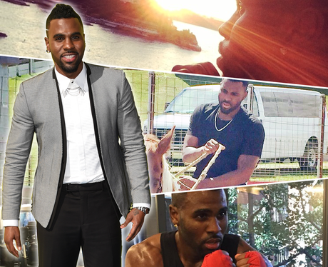 Where would Jason Derulo take you on a Valentine's Day date?