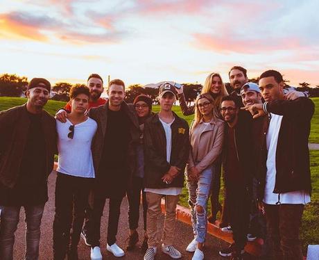 Justin Bieber and Hailey Baldwin reunite after THA