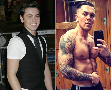 Scrawny To Brawny! 16 Male Celeb Body Transformations That