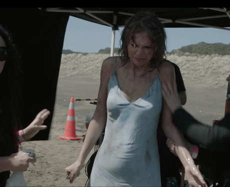 Taylor Swift Behind the Scenes Out of the Woods