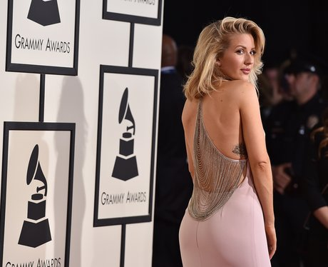 Ellie Goulding Grammy Awards 2016