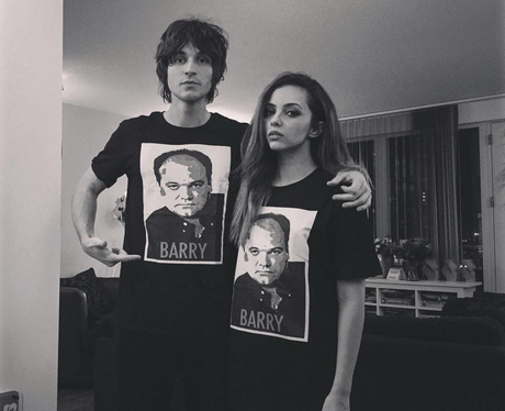 What now?! Jade Thirwall declares her love for Eastender's Barry.