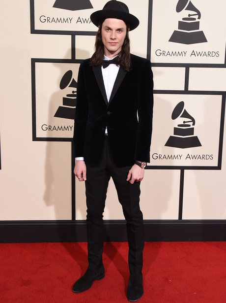 James Bay Grammy Awards 2016