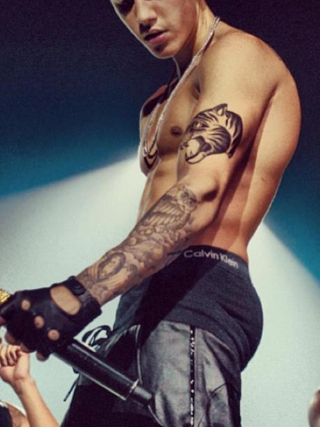 Justin Bieber Body Transformation