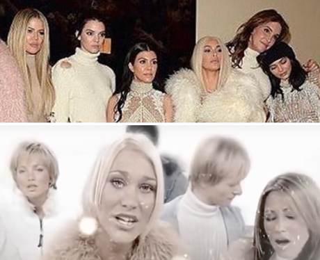 Kardashians Vs. S Club 7