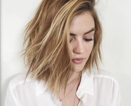 Pretty Little Liar's Lucy Hale goes blonde