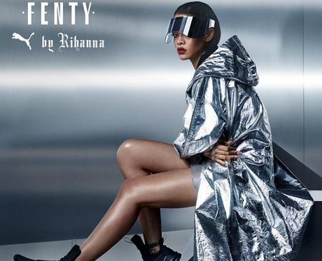 Rihanna releases campaign imagery of Fenty x Puma